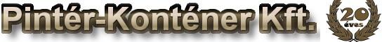 Konténer rendelés, Hulladékgyűjtés - PINTÉR-KONTÉNER Kft.